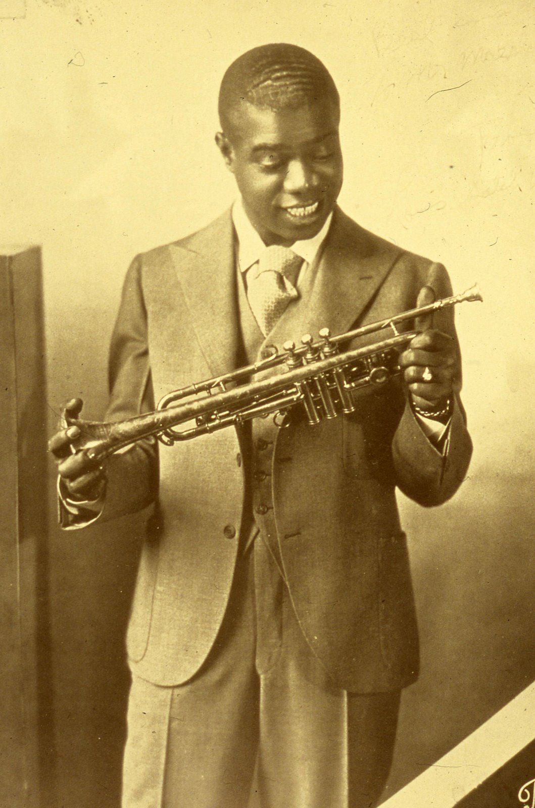 louis armstrong Louis armstrong: a cultural legacy louis armstrong's station in the history of jazz is umimpeachable if it weren't for him, there wouldn't be any of us.
